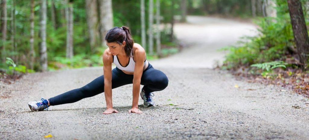 Hiking for Beginners Workout