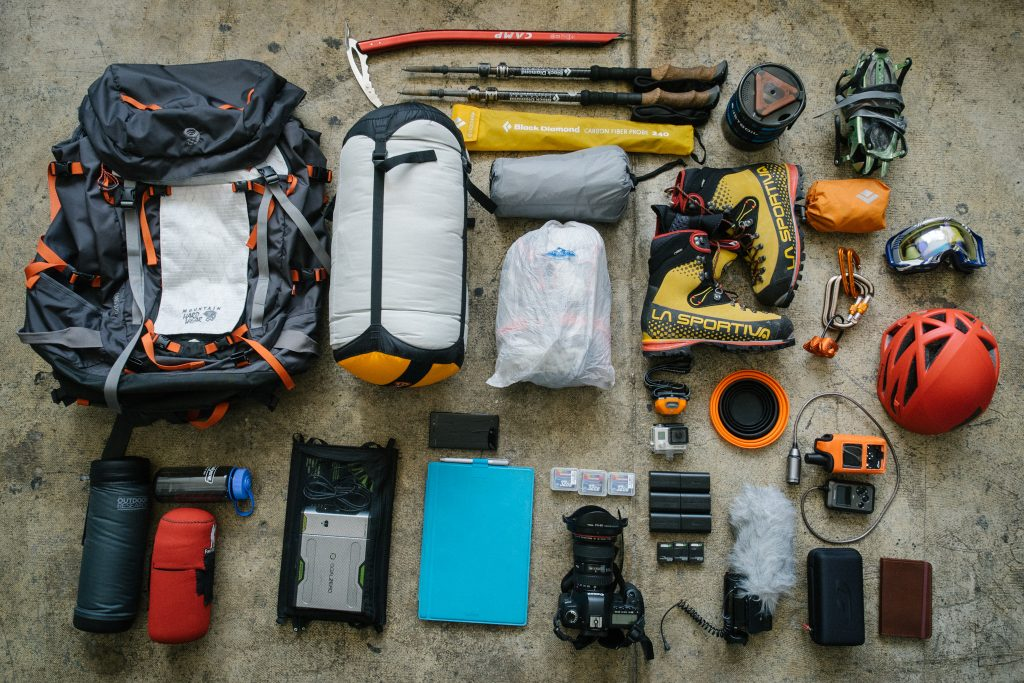 Essential Hiking Gear List