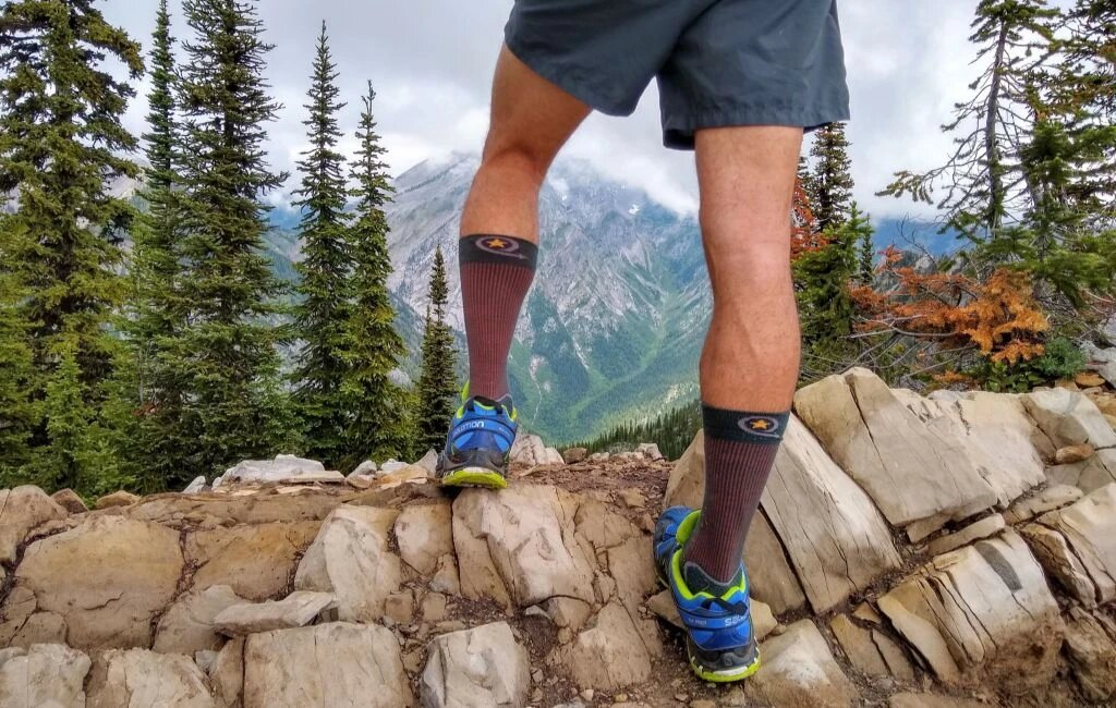 Right Hiking Socks to Prevent Blisters