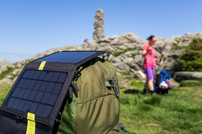 Best Portable Solar Chargers for Backpacking