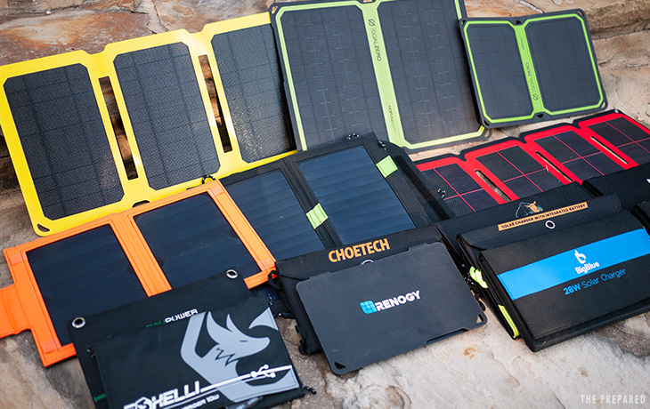 Best Portable Solar Panel Charger